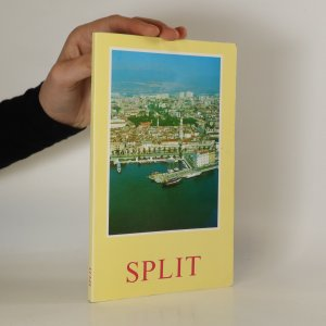 náhled knihy - Split (+ mapa)