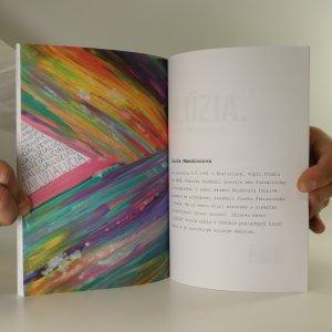 antikvární kniha Ilúzia, 2014