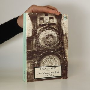 náhled knihy - The Collected Novels of Franz Kafka