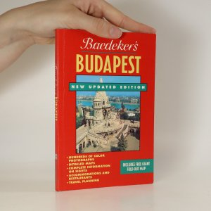 náhled knihy - Baedeker's Budapest