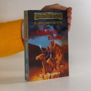 náhled knihy - Rubínový klenot