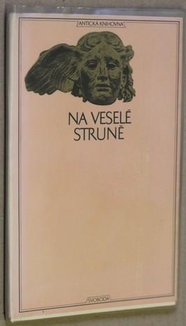 náhled knihy - Na veselé struně : výbor z antického humoru