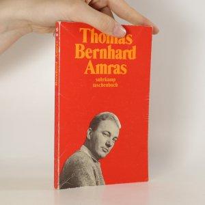 náhled knihy - Amras
