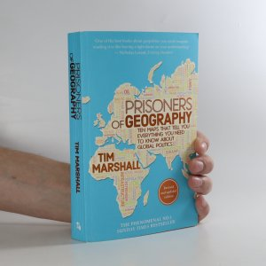 náhled knihy - Prisoners of geography