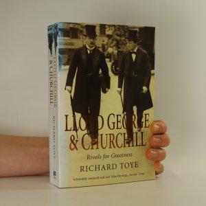náhled knihy - LLoyd George and Churchill