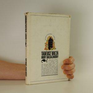 náhled knihy - Hody Balsazarovy