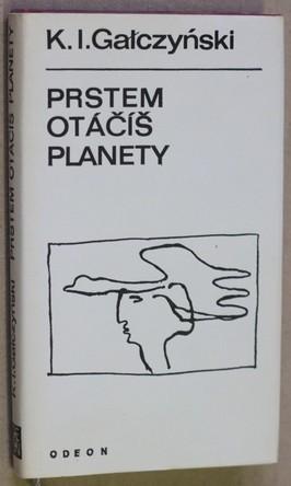 náhled knihy - Prstem otáčíš planety : výbor z milostné poezie