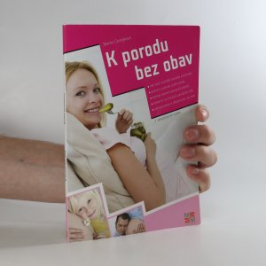 náhled knihy - K porodu bez obav