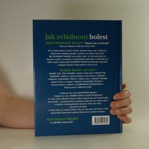 antikvární kniha Jak zvládnout bolest , 2012
