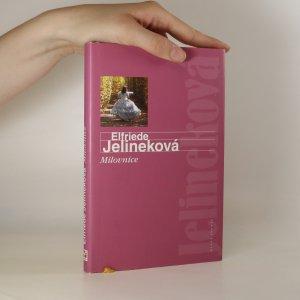 náhled knihy - Milovnice