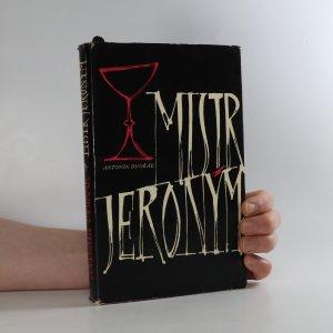 náhled knihy - Mistr Jeroným
