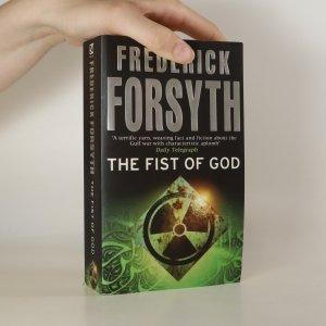 náhled knihy - The Fist of God (věnování autora)