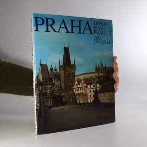 náhled knihy - Praha. Praga. Prag. Prague