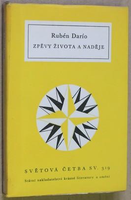 náhled knihy - Zpěvy života a naděje