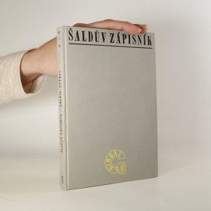 náhled knihy - Šaldův zápisník IV. 1931 - 1932