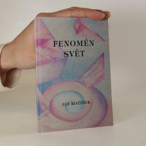 náhled knihy - Fenomen svět