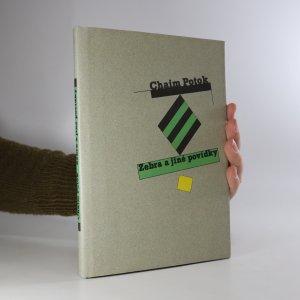 náhled knihy - Zebra a jiné povídky