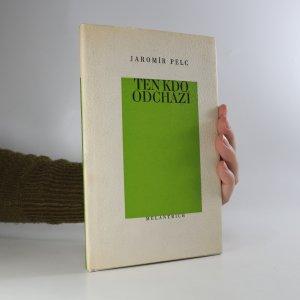 náhled knihy - Ten kdo odchází
