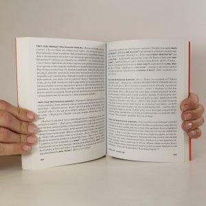 antikvární kniha Peep show, 2001