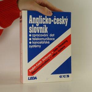 náhled knihy - Aglicko-český slovník