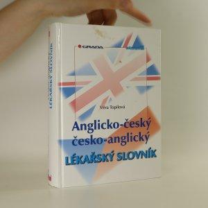 náhled knihy - Anglicko-český, česko-anglický lékařský slovník