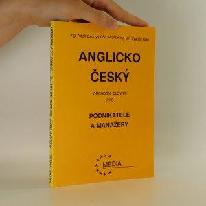 náhled knihy - Anglicko-český obchodní slovník pro podnikatele a manažery