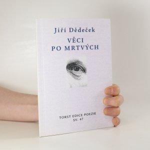 náhled knihy - Věci po mrtvých