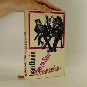 náhled knihy - Pán ze San Franciska