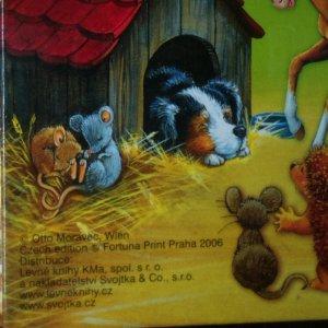 antikvární kniha Zvědavý Punťa a jiné příběhy, 2006