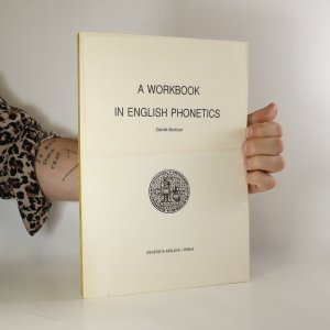 náhled knihy - A workbook in english phonetics