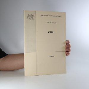 náhled knihy - CAD I.