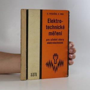 náhled knihy - Elektrotechnické měření pro učební obory elektrotechnické