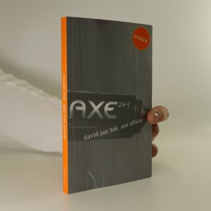 náhled knihy - Axe Africa (podpis autora)