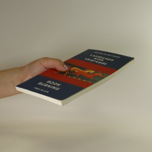 antikvární kniha Landscape with Skiproads and Book Burning, neuveden