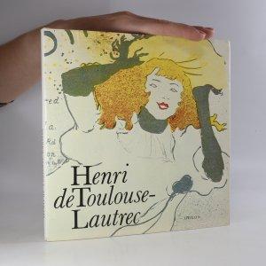 náhled knihy - Henri de Toulouse - Lautrec