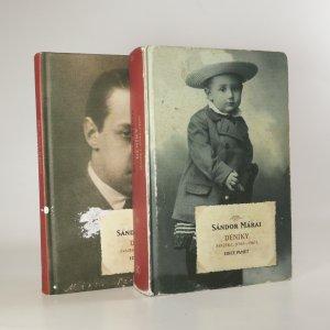 náhled knihy - Deníky I-II (2 svazky)