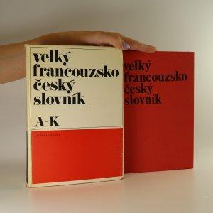 náhled knihy - Velký francouzsko-český slovník (2 svazky, viz foto)