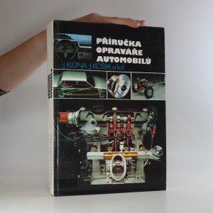 náhled knihy - Příručka opraváře automobilů
