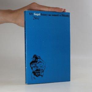 náhled knihy - Večery na samotě u Dikaňky