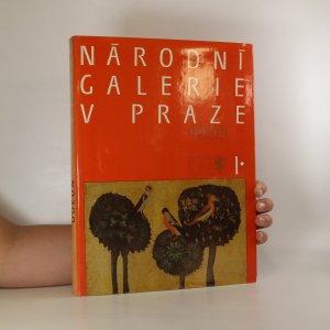 náhled knihy - Národní galerie v Praze I.