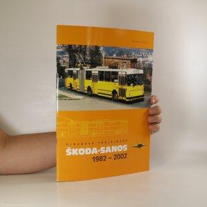náhled knihy - Kloubové trolejbusy Škoda-Sanos. 1982-2002 (včetně CD a přílohy, viz foto)
