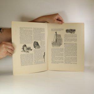 antikvární kniha Grafický obzor. Graphische Rundschau. Ročník 4, číslo 1 (bez tiráže, dvojjazyčně, viz foto), neuveden