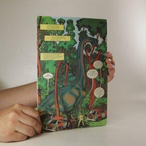 náhled knihy - Jurassic Park (chybí obálka, jinak kompletní 2. díl)