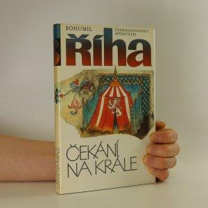 náhled knihy - Čekání na krále (2. díl trilogie)