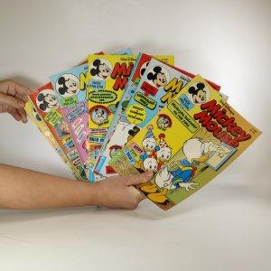 náhled knihy - 7x Mickey Mouse (sedm sešitů, čísla viz poznámka)