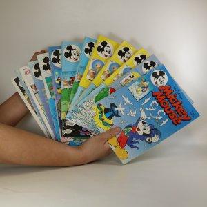 náhled knihy - 12 x Mickey Mouse (čísla viz poznámka, některá víckrát)