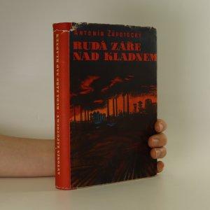 náhled knihy - Rudá záře nad Kladnem
