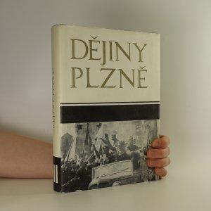 náhled knihy - Dějiny Plzně III