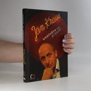 náhled knihy - Uvolněte se, prosím...