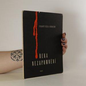 náhled knihy - Řeka nezapomnění (podpis autora)
